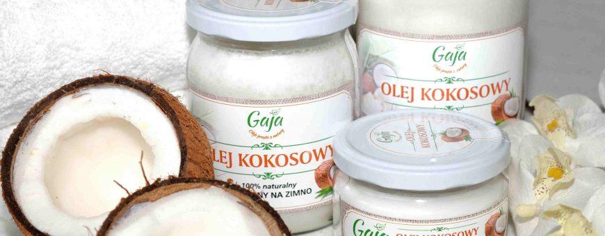 Olej kokosowy GAJA