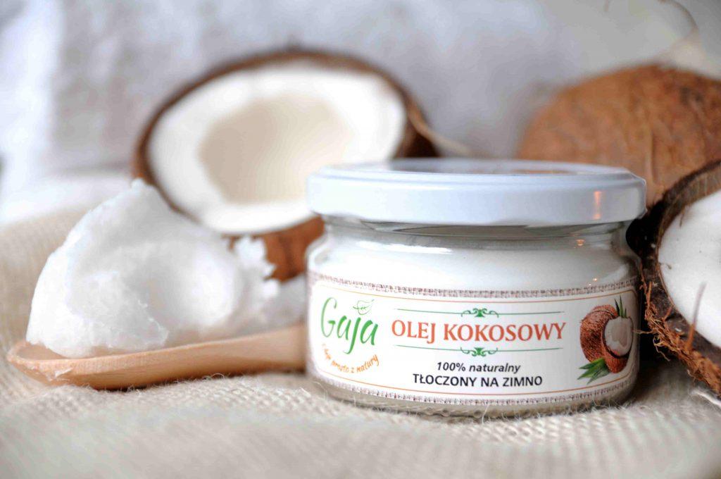 Olej kokosowy w pielęgnacji skóry dzieci i niemowląt
