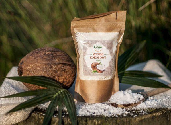 Wiórki kokosowe